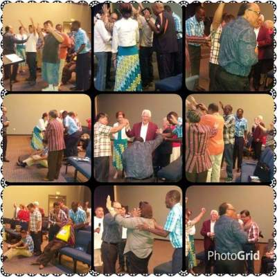 Camp Meeting Missions Conference 2016
