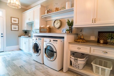 Laundry Room Cleaning Only