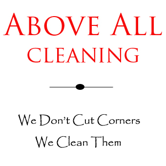 Above All Cleaning Logo