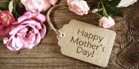 Mother's Day gift certificate of cleaning with Above All Cleaning