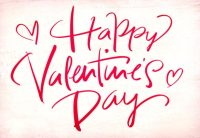 Valentine's Day gift certificate of cleaning with Above All Cleaning