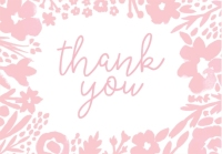 Thank You gift certificate of cleaning with Above All Cleaning