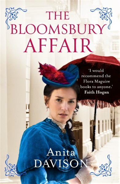 The Bloomsbury Affair - Publication Day