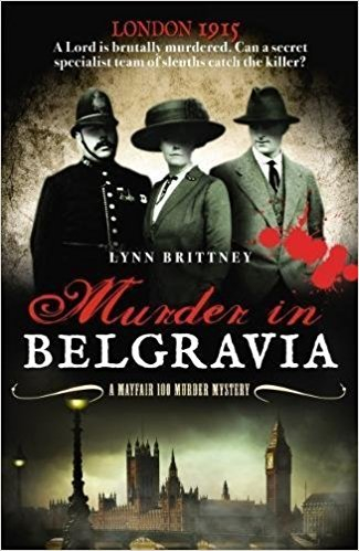 REVIEW - Murder In Belgravia by Lynn Brittney