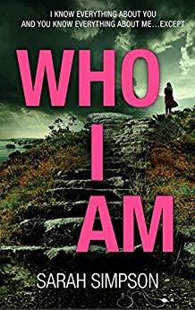 REVIEW - Who I Am by Sarah Simpson