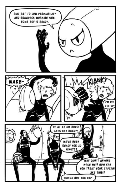 Comic/Storyboard