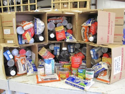 Towns Co Food Pantry