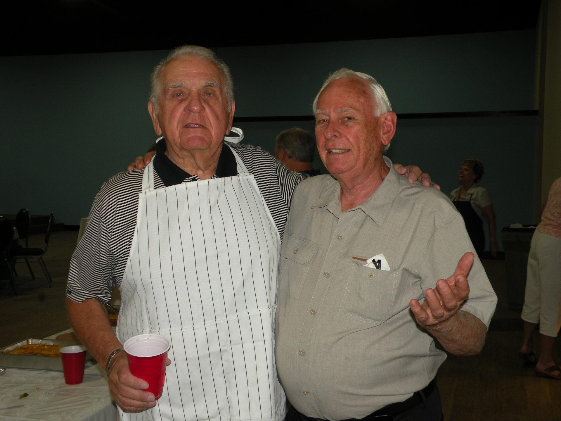 Jim & Ott