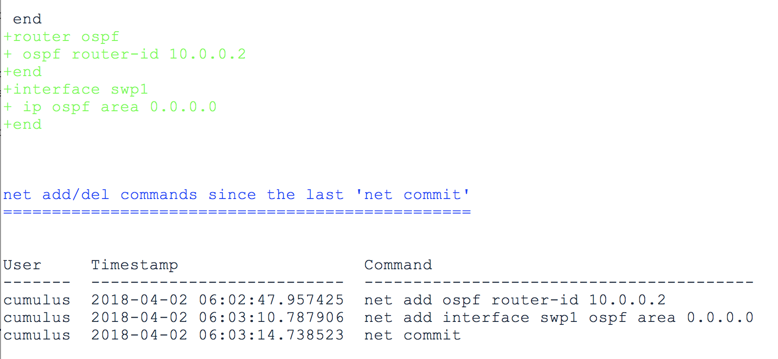 Learning Cumulus Linux and a bit of VXLAN in GNS3
