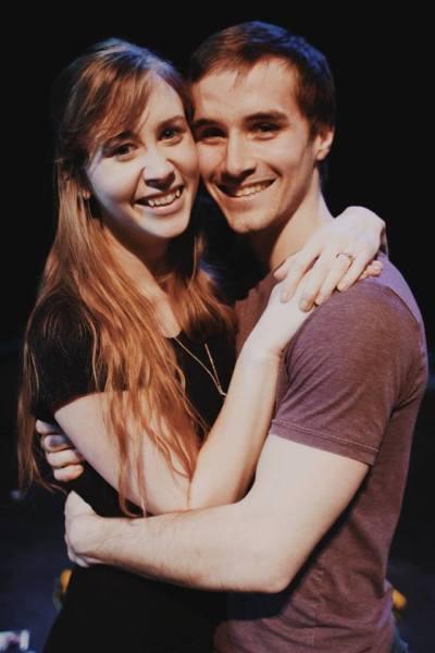 Heidi and Fiancee Jeremy