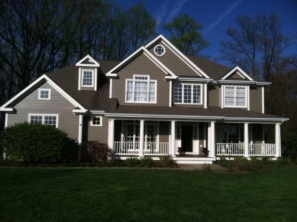Exterior House Painter in Leesburg VA
