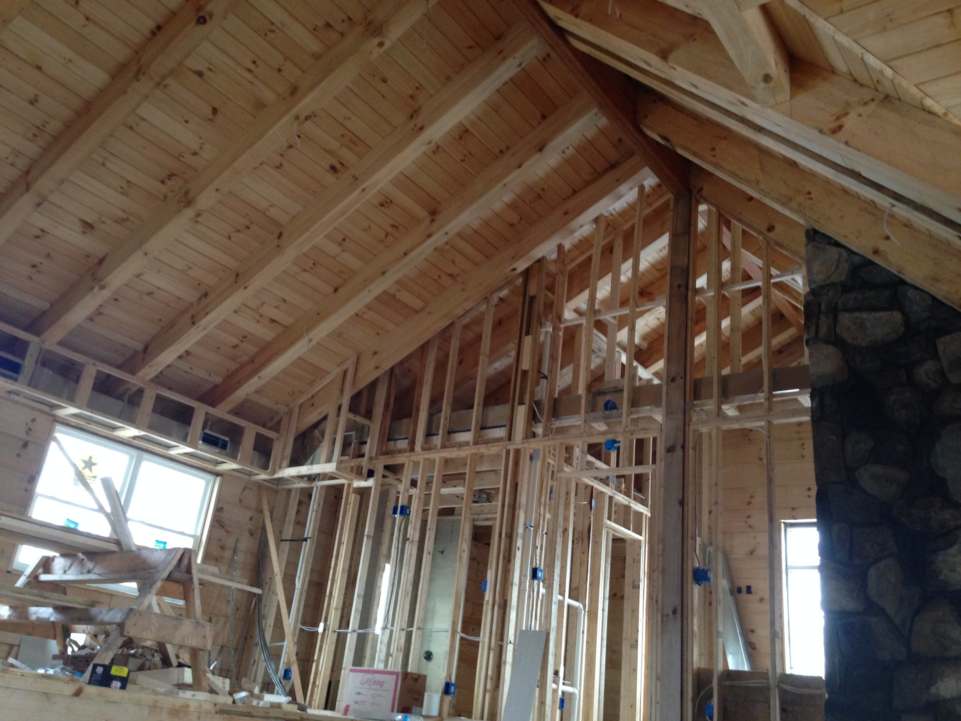 drywall repair - residential