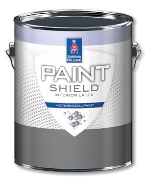 Paint Shield Interior Paint - GenTex Painting