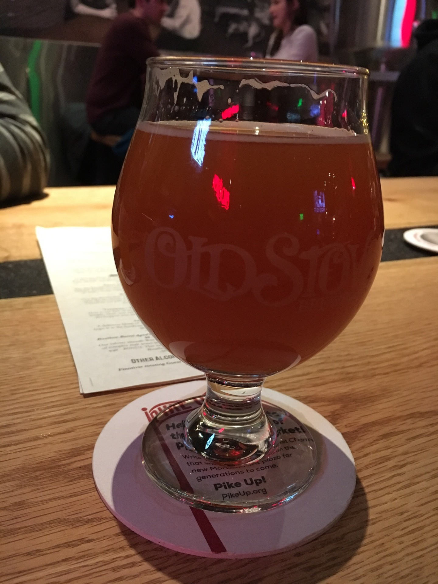 Piston Hondo - Old Stove Brewing Co
