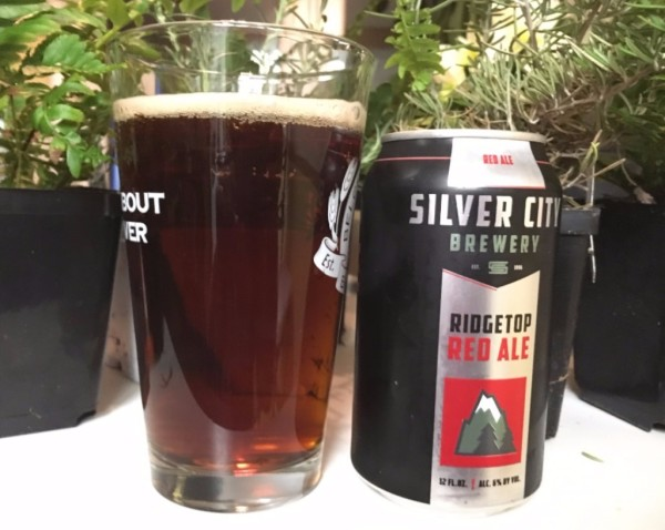 Ridgetop Red Ale - Silver City Brewery