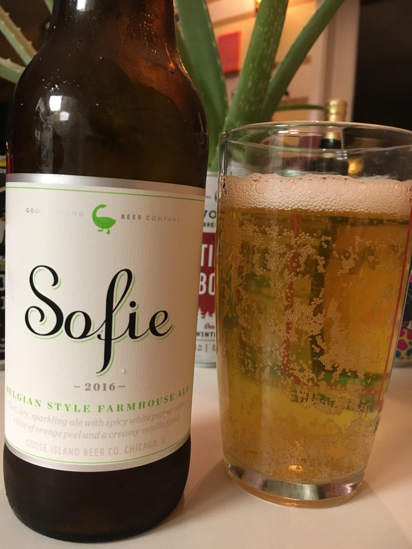 Sofie - Goose Island