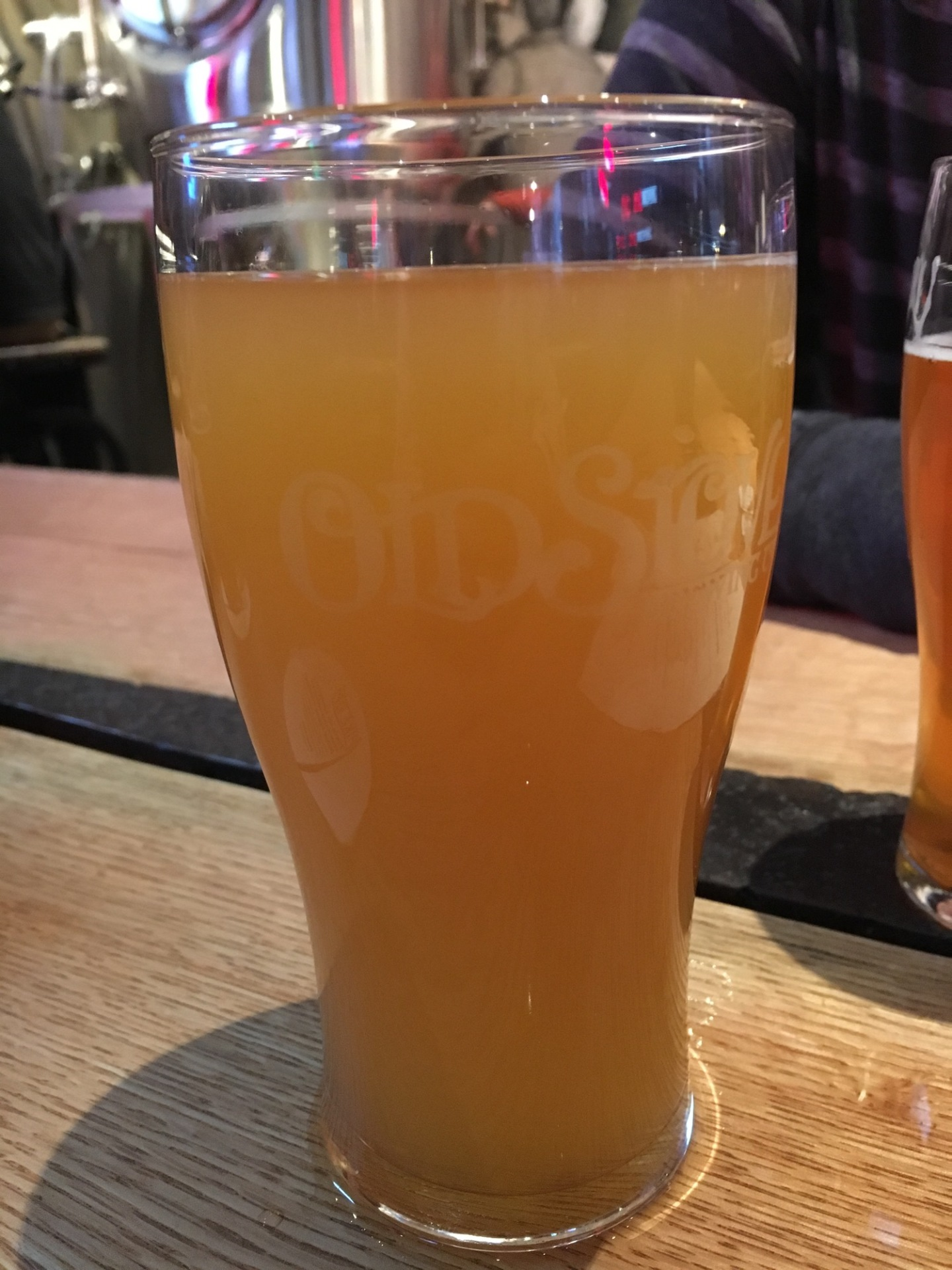 Galaxy 'SMaSH' Pale Ale - Old Stove
