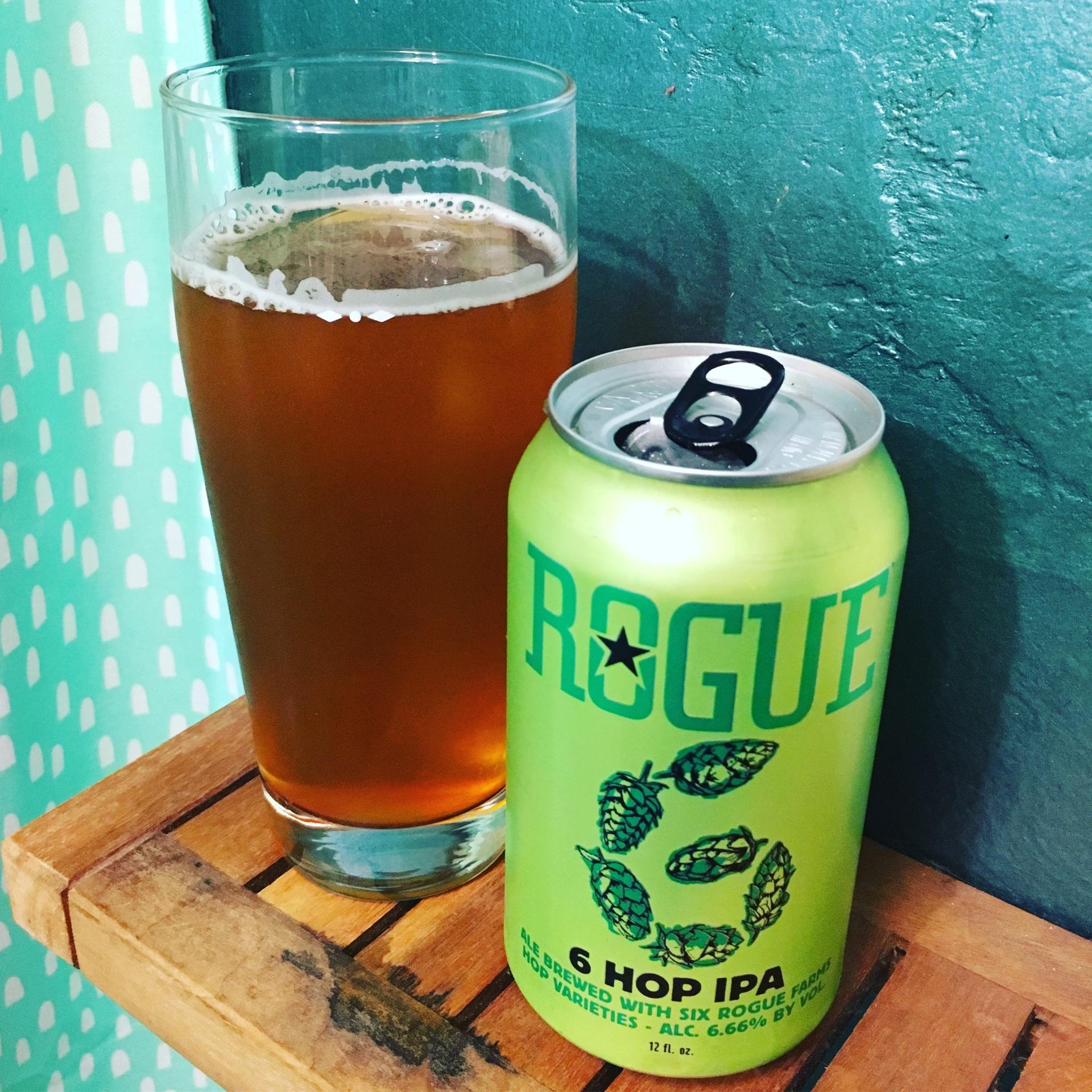 6 Hop IPA - Rogue