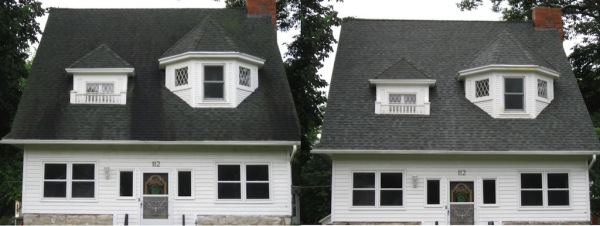 Professional Roof Shingle Cleaning in Milwaukee MKE Property