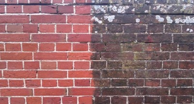Brick-Cleaning | Brick-Restoration | Brick-Pressure Washing