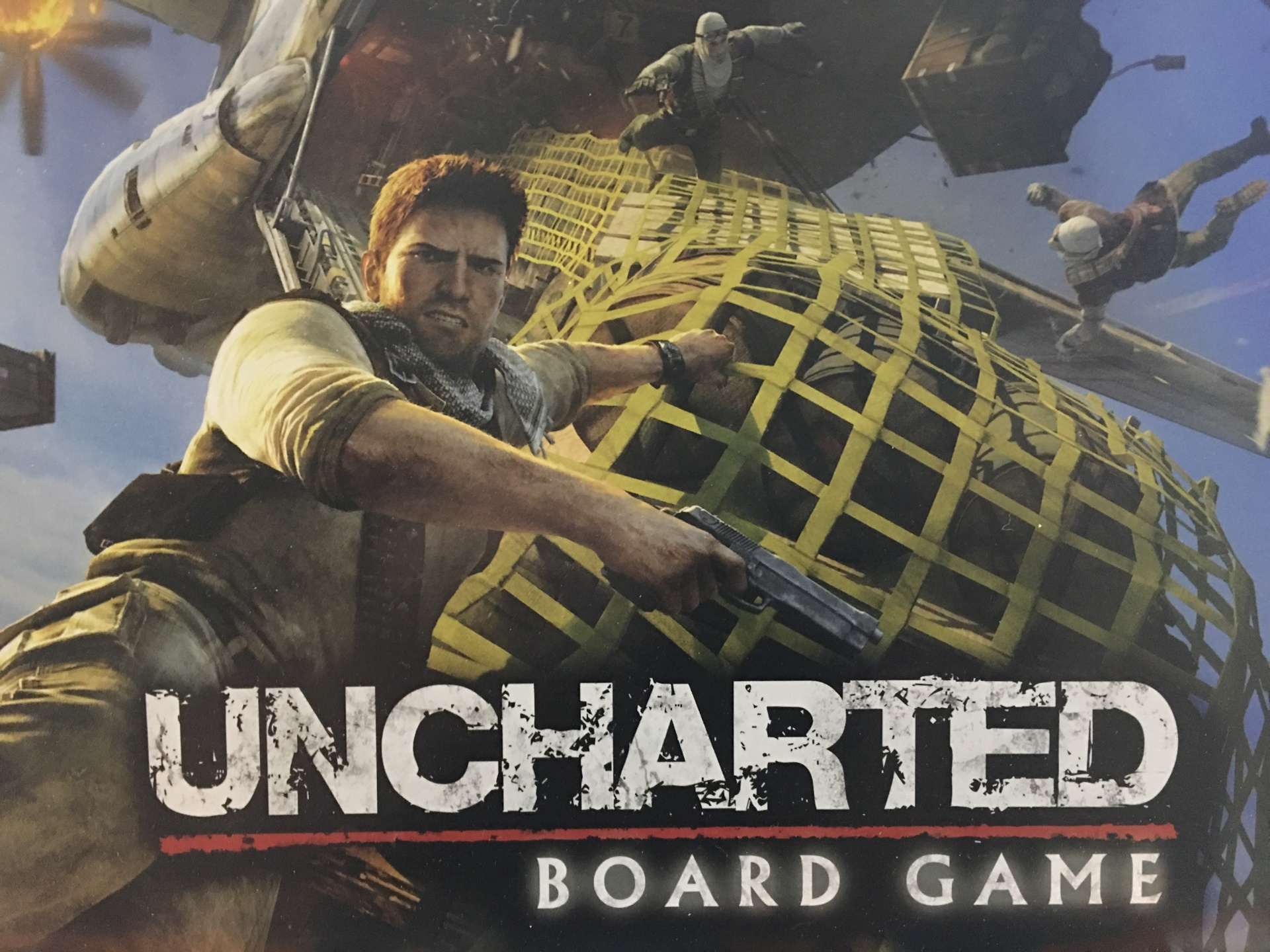 Uncharted : The Board Game