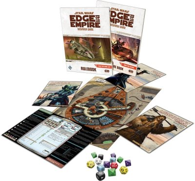 Star Wars RPG : Edge of the Empire