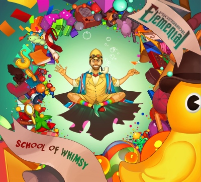 Professor Elemental - School of Whimsy