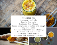 turmeric tea, cinnamon, black pepper, natural remedy, herbal remedies, honey, herbal tea