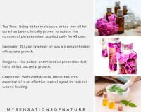essential oils for acne, acne, natural remedies, aromatherapy