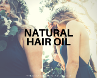Two women holding hands, flower piece, smiling, natural, boho chic, natural remedies, natural hair remedies, oil remedies