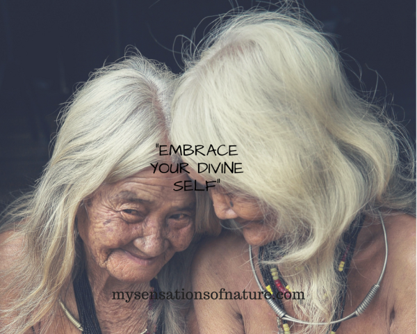 old ladies, divine, beautiful, magical self, self acceptance, self love, inspiration, motivational