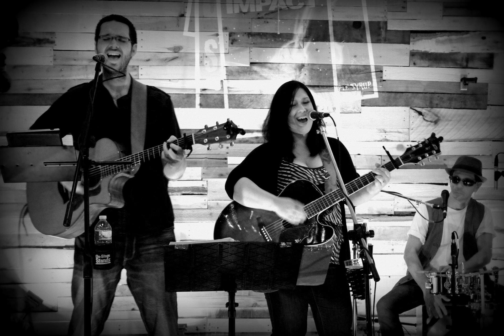 WE3 Acoustic Trio