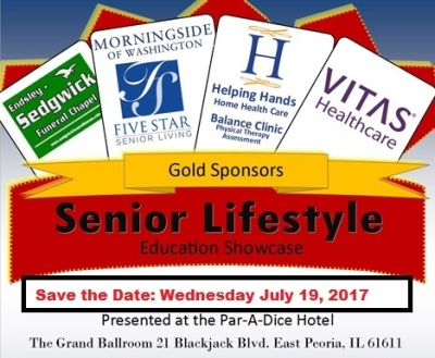 Senior Lifestyle Education Showcase