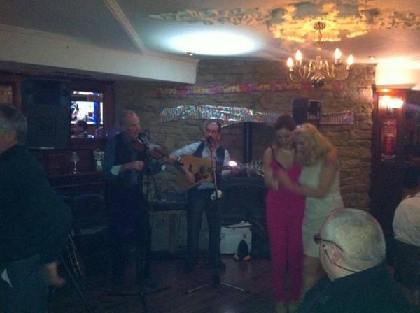 band night at McMahons Bar and Lounge Maynooth