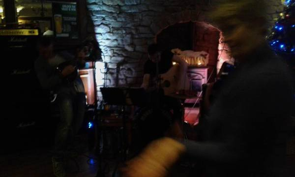 band night at McMahons Bar and Lounge Maynooth