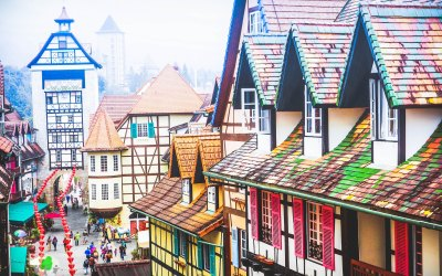 القرية الفرنسية