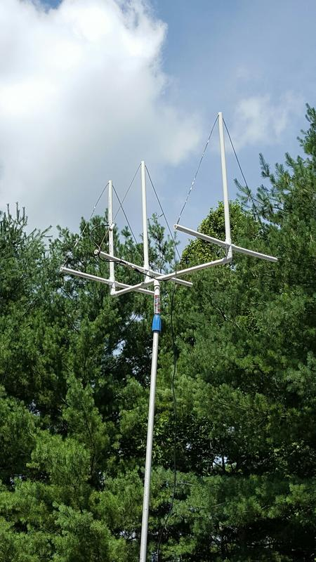 A VHF/UHF Beam at a fraction of the cost of a Yagi