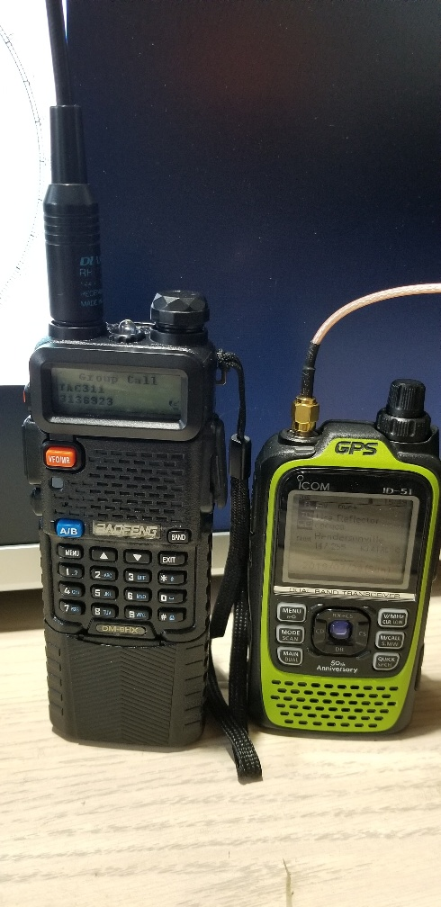 Digital Mobile Radio Considerations