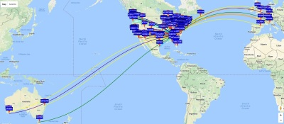 WSPR and the SOFTROCK TX/RX Ensemble