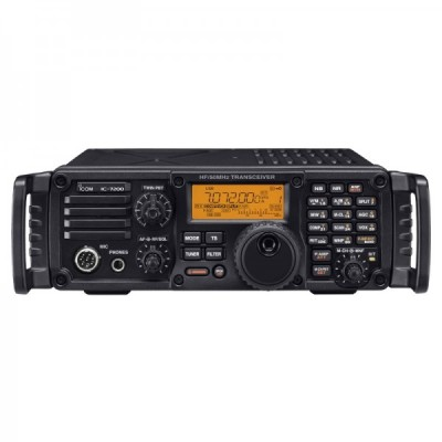 The ICOM 7200 is Back!!!!!