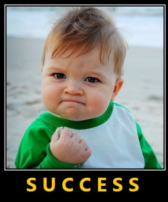 630M Success at Upward