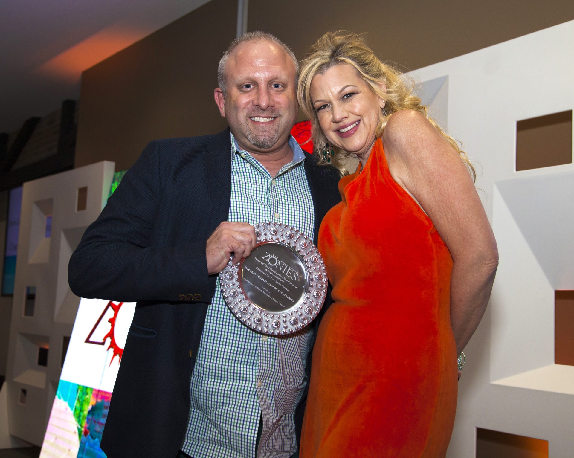 Zonie Awards, ILEA, Dee Ann Deaton, Groove Heads Event Photography