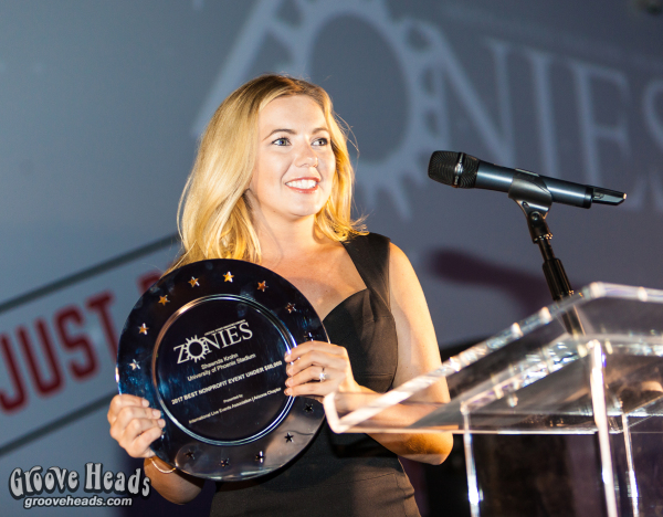ILEA, International Live Events Association, Zonie Award