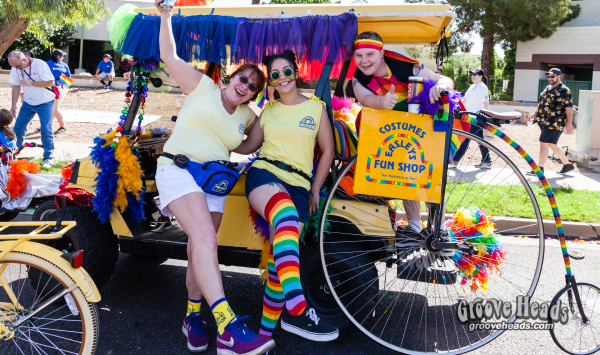 Phoenix Pride, Phoenix Pride 2018 Parade, Phoenix Pride 2018 festival, event photography, festival photography, Dee Ann Deaton, Groove Heads, groove heads event photography, corporate photography, best photographer