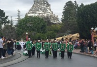 Spartan Legion Perform in the Disneyland Parade!