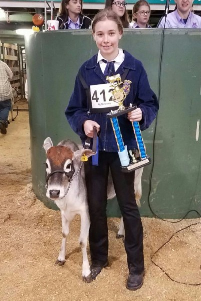 Grand Champion Female