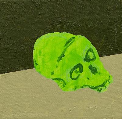 Ape Skull 6