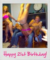 stripper party pics