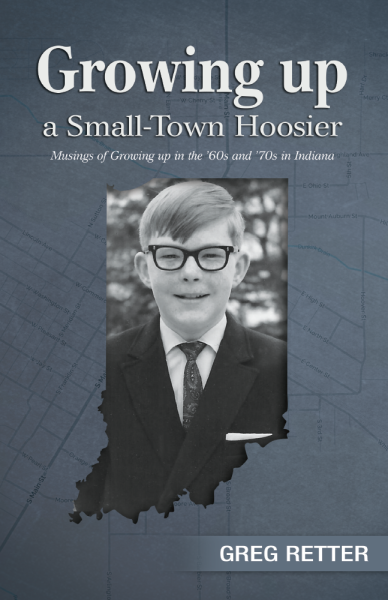 Growing Up a Small-town Hoosier Cover