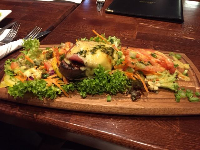 One of our amazing menu dishes